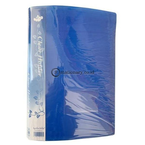 Felix Clear Holder Album Folio 20 Pocket Office Stationery