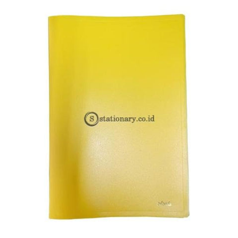 Felix Map Spring File Snell Folio Kuning Office Stationery