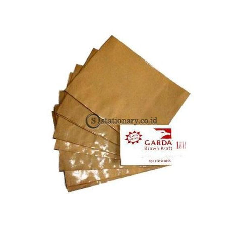 Garda Amplop Coklat A4 Office Stationery