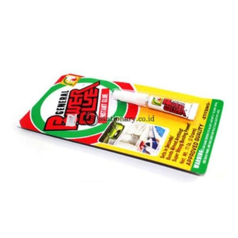 General Lem Instant Power Glue 3 Gram Office Stationery