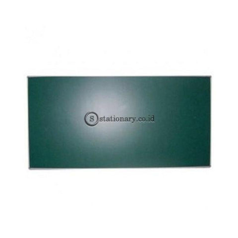 Gm Green / Black Board Magnetic Gantung 120 X 240Cm Gb-1224 Office Equipment