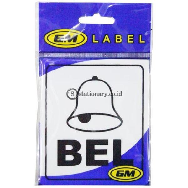 Gm Label Stiker (K) Bell Office Stationery