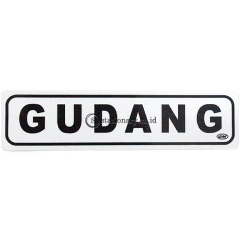 Gm Label Stiker (K) Gudang Office Stationery