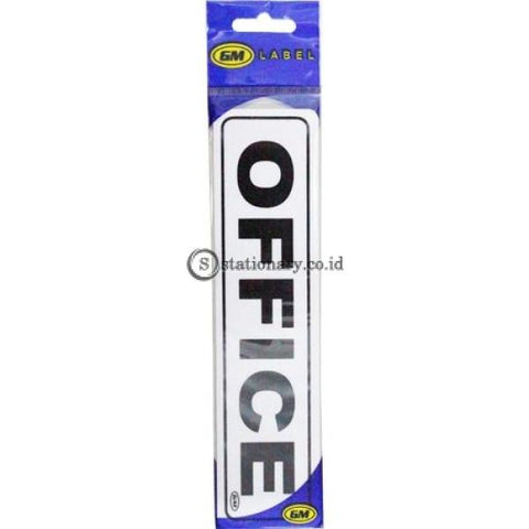 Gm Label Stiker (K) Office Office Stationery