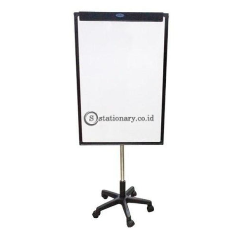Gm Papan Flipchart Roda 5 Wheel 60 X 90 Office Equipment Promosi