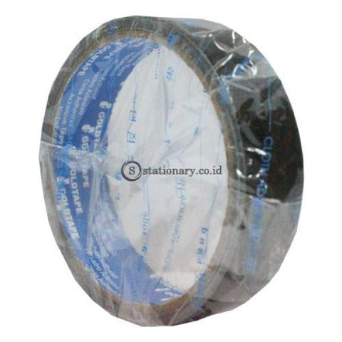 Goldtape Plakban Kain 1 Inch (24Mm) Office Stationery