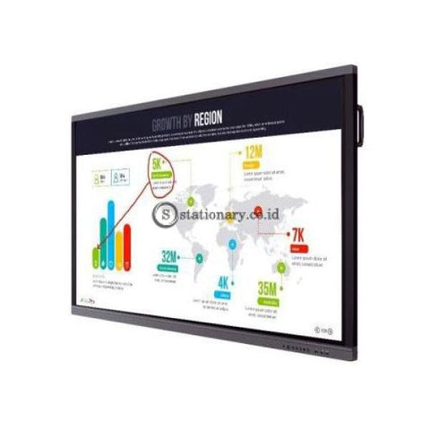 Interactive Collaborative Electronic (Ice) Board 4K Uhd 75 Inch Office Stationery
