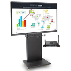 Interactive Collaborative Electronic (ICE) Board 4K UHD 65 Inch With OPS + Stand
