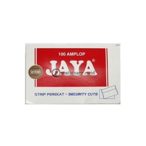 Jaya Amplop Putih No 104 Office Stationery