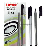 Joyko Ballpen Pena 0.7Mm Lino Bp-249 Office Stationery