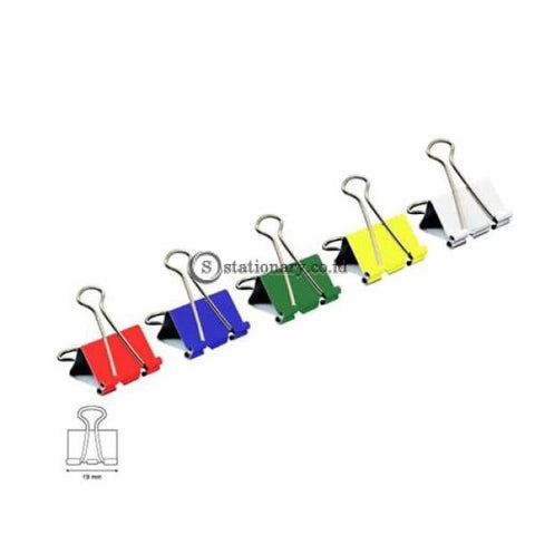 Joyko Binder Clip Warna 107 Cd Office Stationery