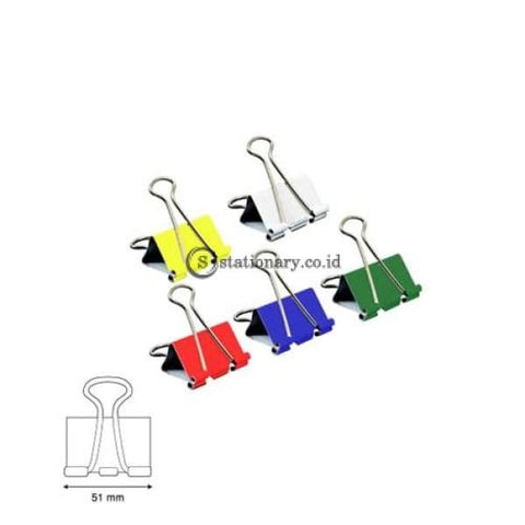 Joyko Binder Clip Warna 260 Cd Office Stationery