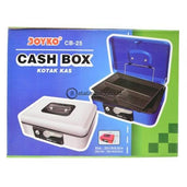 Joyko Cash Box Cb-25 Office Stationery