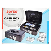 Joyko Cash Box Cb-26A Office Stationery