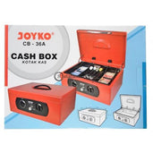Joyko Cash Box Cb-36A Office Stationery