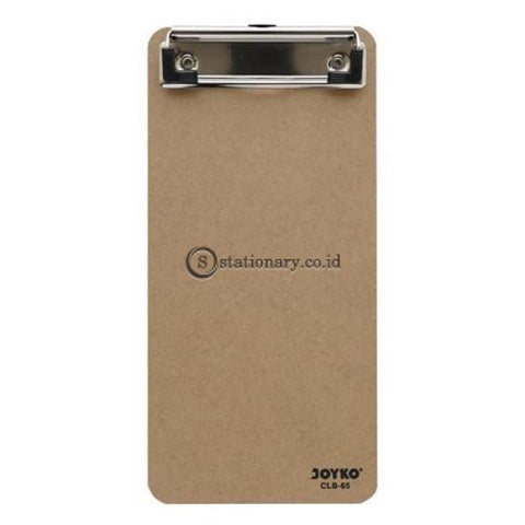 Joyko Clipboard Papan Jalan Kayu (23 X 11.1Cm) Clb-65 Office Stationery