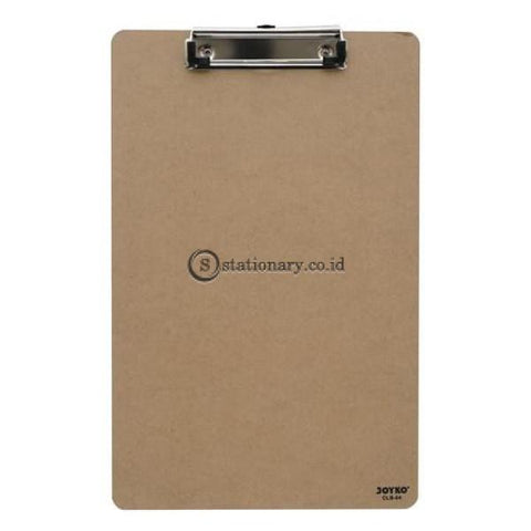 Joyko Clipboard Papan Jalan Kayu Folio (35.8 X 23Cm) Clb-64 Office Stationery