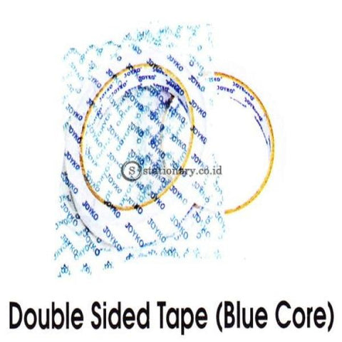Joyko Double Sided Tape 1 Inch (24mm x 15 yard) Blue Core