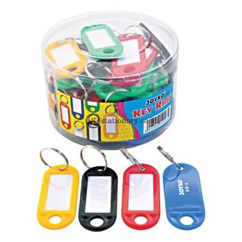 Joyko Gantungan Kunci Key Ring 51X23Mm Kr-9 Office Stationery Lain -