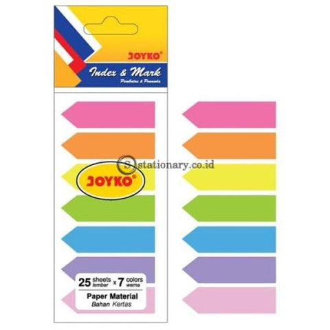 Joyko Index Mark Kertas (7 Colors) Im-33 Office Stationery