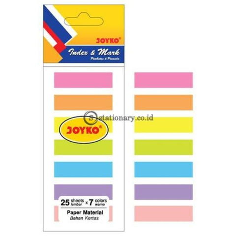 Joyko Index Mark Pembatas Kertas (7 Colors) Im-32 Office Stationery