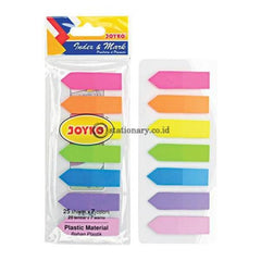 Joyko Index Mark Plastik (7 Colors) Im-31 Office Stationery