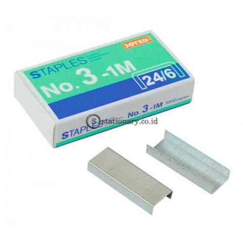 Joyko Isi Staples 24/6 No 3 (Satuan) Office Stationery