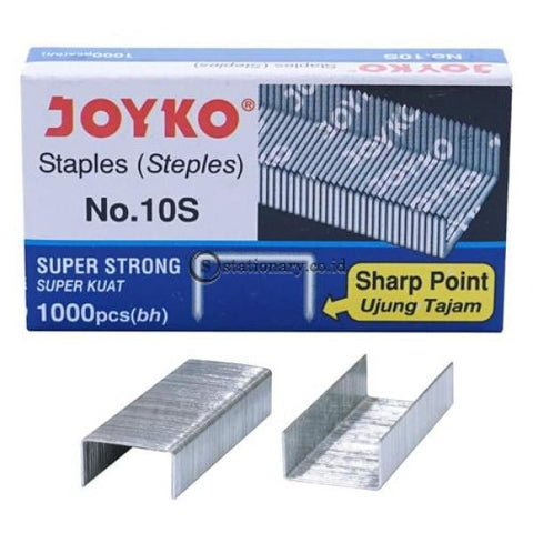 Joyko Isi Staples No 10S Office Stationery