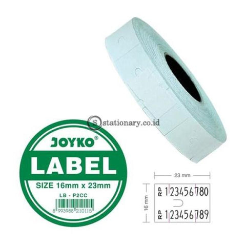Joyko Label Harga 2 Baris 23 X 16Mm Lb-P2Cc (2 Baris) Office Stationery Equipment