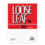 Joyko Loose Leaf Isi Kertas File Binder 50 Lembar B5-7026 Office Stationery