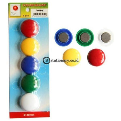 Joyko Magnet Board 30 Mm Mn-30-5 Office Stationery