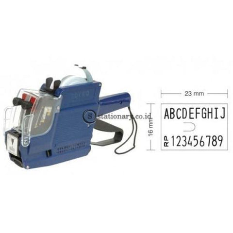 Joyko Mesin Label Harga Mx-6600M Office Equipment Lain -