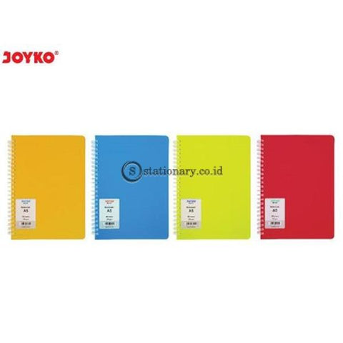 Joyko Notebook Spiral (60 Sheets) A5 Nb-661 Office Stationery
