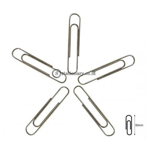 Joyko Paper Clip 50Mm No 5 (Jumbo) Office Stationery
