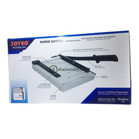 Joyko Paper Cutter A4 Pc-2530 Office Stationery