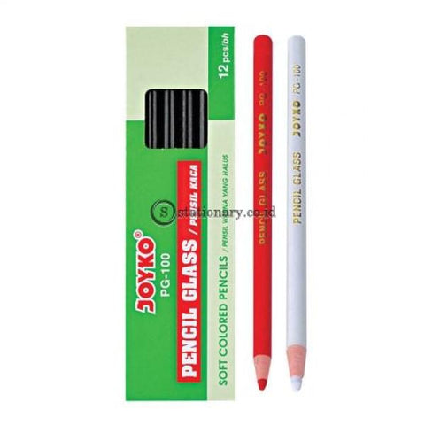 Joyko Pencil Glass Pg-100 Office Stationery Lain -