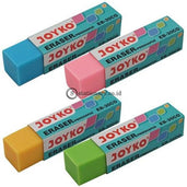 Joyko Penghapus Pensil Warna Eraser Eb-30Co Office Stationery