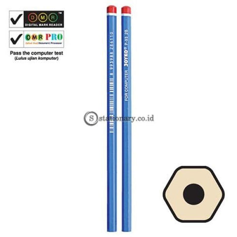 Joyko Pensil 2B P-93 Office Stationery