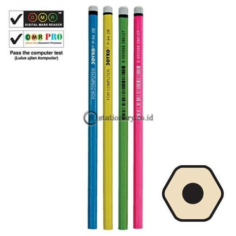 Joyko Pensil 2B P-94 Office Stationery Lain -