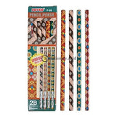 Joyko Pensil Kayu 2B Batik P-98 Office Stationery