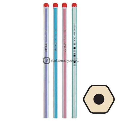 Joyko Pensil Kayu 2B P-100 Office Stationery
