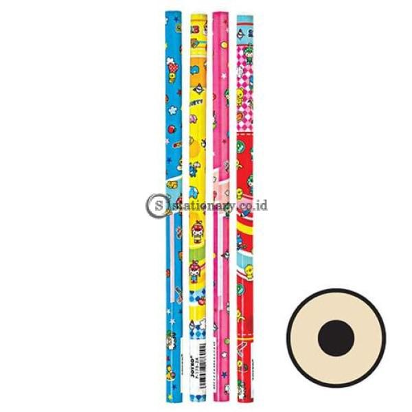 Joyko Pensil Kayu 2B P-175-2 Office Stationery