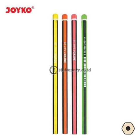 Joyko Pensil Komputer 2B P-97 Office Stationery Lain -