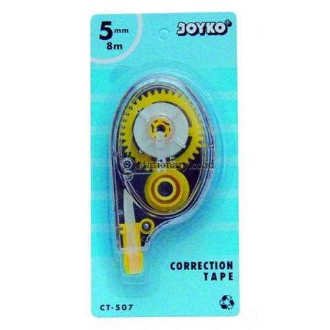 Joyko Pita Koreksi Correction Tape Ct-507 Office Stationery