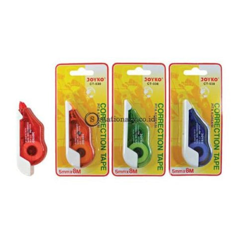Joyko Pita Koreksi Correction Tape Ct-538 Office Stationery