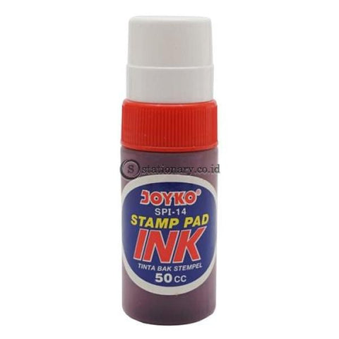 Joyko Refill Tinta Stempel Stamp Pad Ink Merah Spi-14 Office Stationery