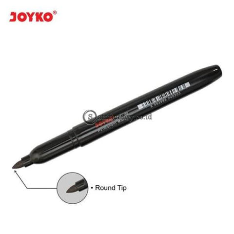 Joyko Spidol Permanent Marker Pm-20 (Box Isi 12 Pcs) Office Stationery