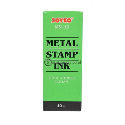 Joyko Tinta Stamp Metal Msi-10 Office Stationery