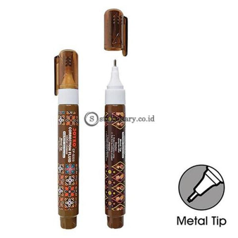 Joyko Tip Ex Correction Fluid Motif Batik Cf-S223 Office Stationery
