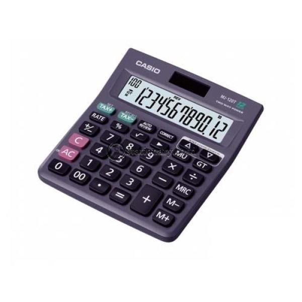Kalkulator Casio Mj-120D Office Stationery
